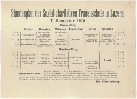 Vor 100 Jahren: Am 3. April