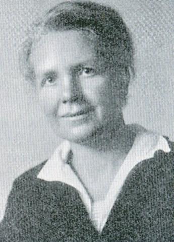 Elisabeth Studer-de Goumoëns