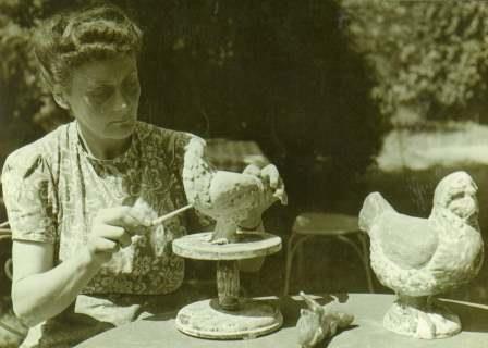 Margrit Linck-Daepp (1897-1983)