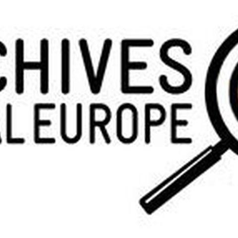 Bestände auf Archivportal Europa