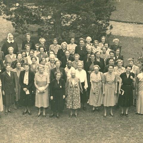 Archiv Reformierte Theologinnen Schweiz