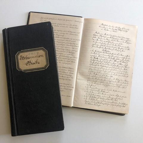 Neuer Archivbestand: Archiv des Schweizerischen Hebammenverbands